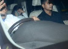 Nick Jonas Family Spotted At Priyanka Chopra Home