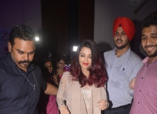 Aishwarya Rai Bachchan at fundraising event for underprivileged women with breast cancer