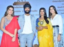 Vijay Devarakonda New Movie Opening