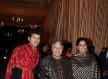 Isha Ambani & Anand Piramal Wedding Reception In Mumbai