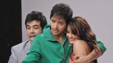 Tusshar Kapoor, Shreyas Talpade and Minissha Lamba