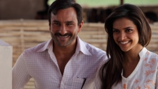 Saif Ali Khan and Deepika Padukone