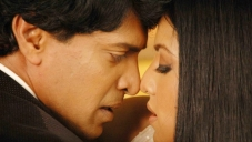 Upendra and Celina Jaitley