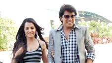 Celina Jaitley and Upendra