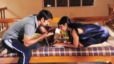 Srikanth and Kamalinee Mukherjee
