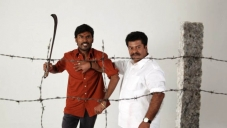 Dhanush and Rajkiran