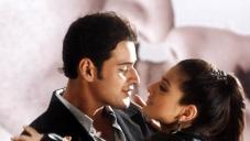 Mahesh Babu and Amesha Patel