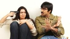 Charmy Kaur and Ravi Teja