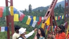Tamannaah Bhatia and Allu Arjun