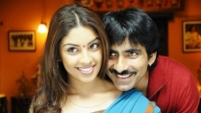 Richa Gangopadhyay and Ravi Teja