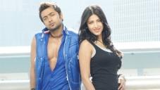 Suriya and Shruti Haasan