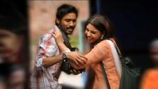 Dhanush and Richa Gangopadhyay