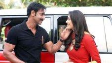 Ajay Devgn and Kajal Aggarwal