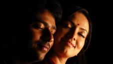 Shanthnoo and Sana Khan
