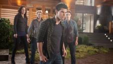 Peter Facinelli, Elizabeth Reaser, Taylor Lautner and Robert Pattinson