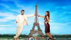 Kamal Haasan and Trisha Krishnan