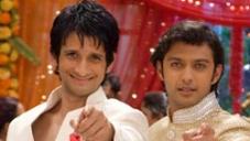 Sharman Joshi and Vatsal Seth