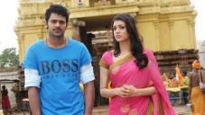 Prabhas and Kajal Aggarwal