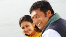 Amulya and Prakash Raj
