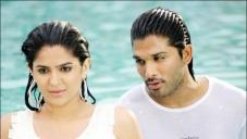 Deeksha Seth and Allu Arjun