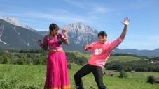 Darshan with Navya nair