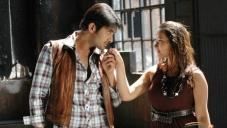 Uday Kiran and Sweatha Basu