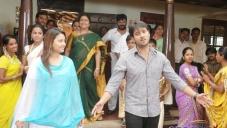Sweatha Basu and Uday Kiran