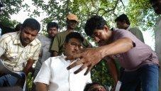 Bhagyaraj with Director R Raghuraj
