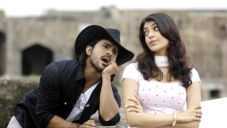 Ram Charan Teja with Kajal in Magadheera