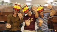 Jeeva, Vijay and Srikanth