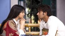Ajay Devgan with Ayesha Takia