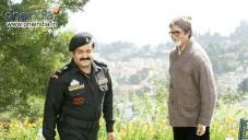 Amitabh Bachan and Mohan Lal