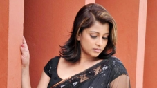 Nadeesha Hemamali in Black Saree