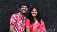 Vimal and Anjali in Telugu Film Naluguru Snehitula Katha