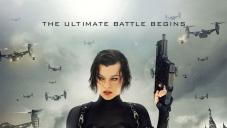 Resident Evil Retribution New Poster