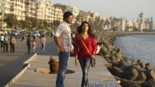 Aditya and Akanksha in Kannada Film Edegarike