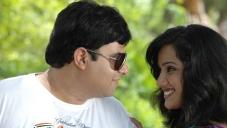 Krishnudu with Sravani