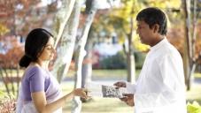 Sridevi Stills From English Vinglish