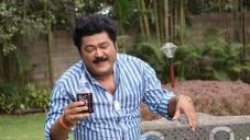 Actor Jaggesh in Manjunatha BA LLB