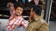 Sudeep in Action