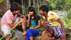 Yash, Radhika Pandit, Satish Neenasam