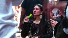 Kareena Kapoor at On the Sets of Talaash