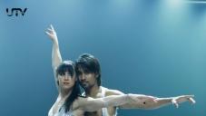 Salman Yusuff Khan and Lauren Gottlieb