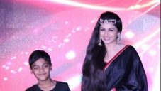Bhagyashree at Smile Foundation Fashion Show 2013