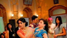 Mahi Gill and Soha Ali Khan