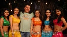 Sajid Khan with 5 Item Girls