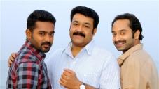 Asif Ali, Mohanlal, Fahad Fazil