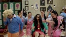 Riya Vij and Divya Dutta Still From Gippi