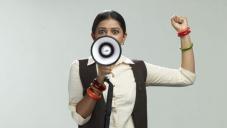 Lakshmi Menon Still From Sippai Film Photoshoot