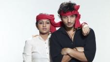 Lakshmi Menon and Gautham Karthik